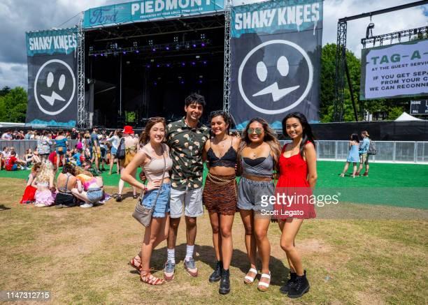 General view during day 3 of Shaky Knees Music Festival at Atlanta Central Park on May 05, 2019 in Atlanta, Georgia.