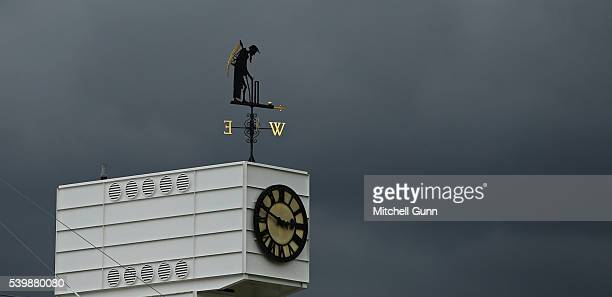 A general view during day five of the 3rd Investec Test match between England and Sri Lanka at Lords Cricket Ground on June 13 2016 in London United...