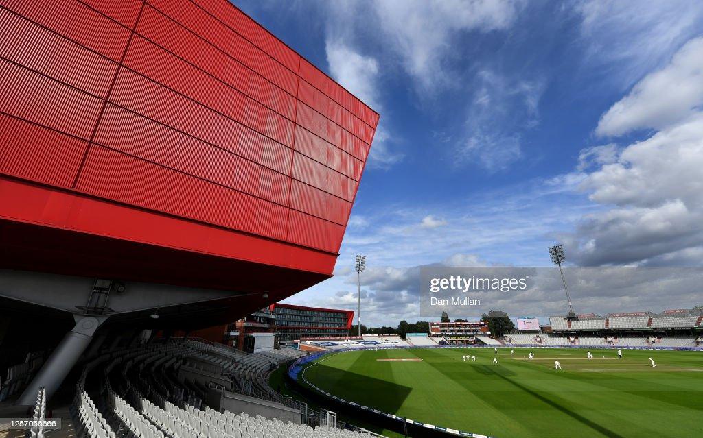 England v West Indies: Day 4 - Second Test #RaiseTheBat Series : ニュース写真