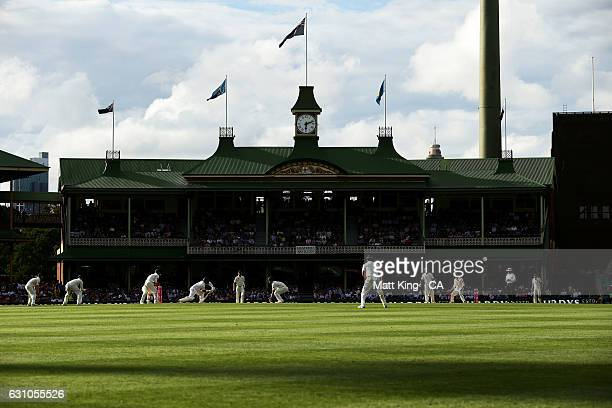 General view during day four of the Third Test match between Australia and Pakistan at Sydney Cricket Ground on January 6, 2017 in Sydney, Australia.