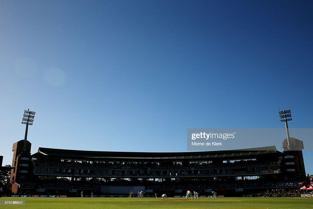 South Africa v Australia - 2nd Test: Day 3 : ニュース写真