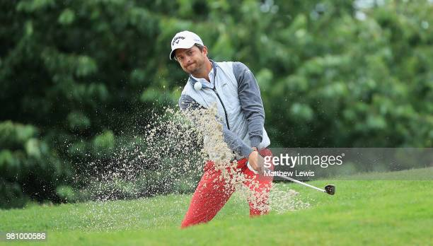 A general view during day two of the BMW International Open at Golf Club Gut Larchenhof on June 22 2018 in Cologne Germany
