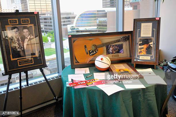 A general view during Ferdinand's Ball at Muhammad Ali Center on April 30 2015 in Louisville Kentucky