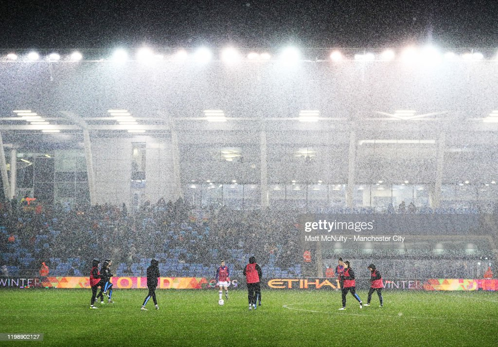 Manchester City v Everton - Barclays FA Women's Super League : News Photo