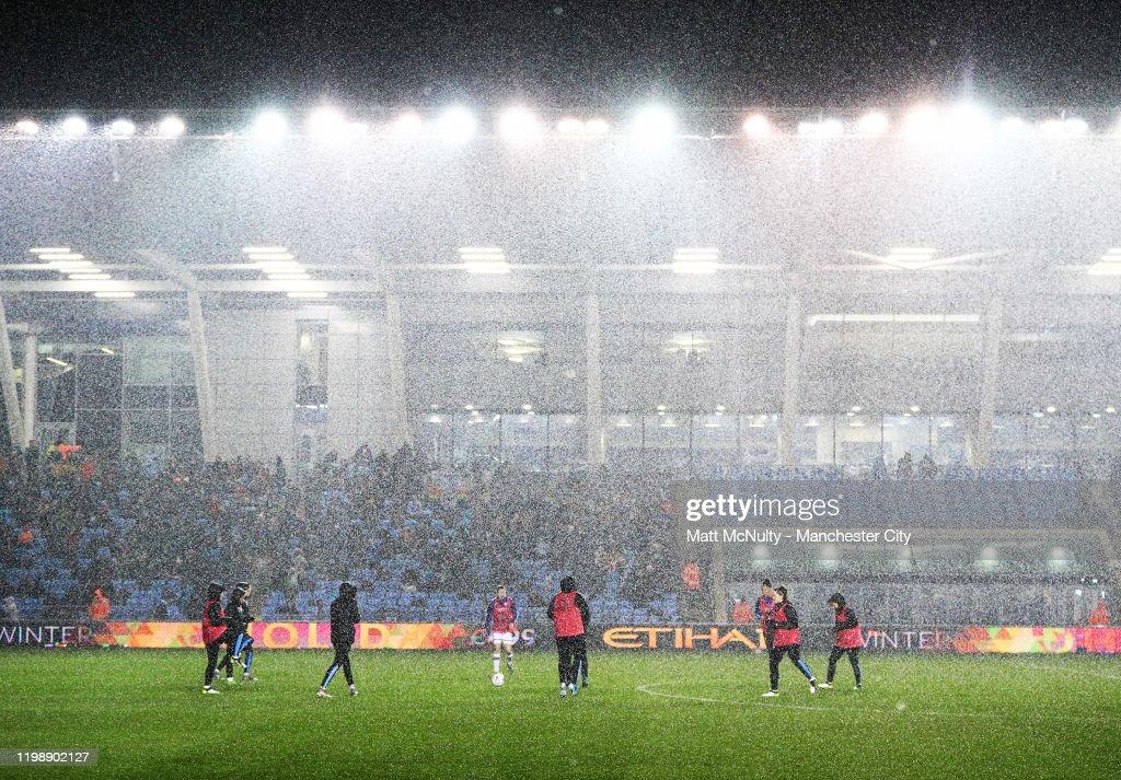 Manchester City v Everton - Barclays FA Women's Super League : Nieuwsfoto's