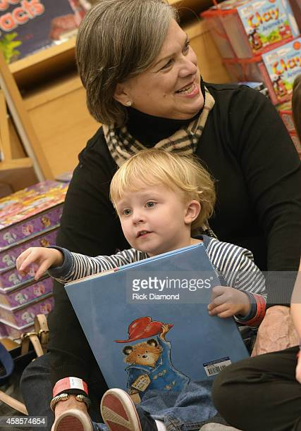 General view during Nicole Kidman reads Paddington Storytime at Barnes Noble celebrating upcoming movie opening January 16 on November 6 2014 in...
