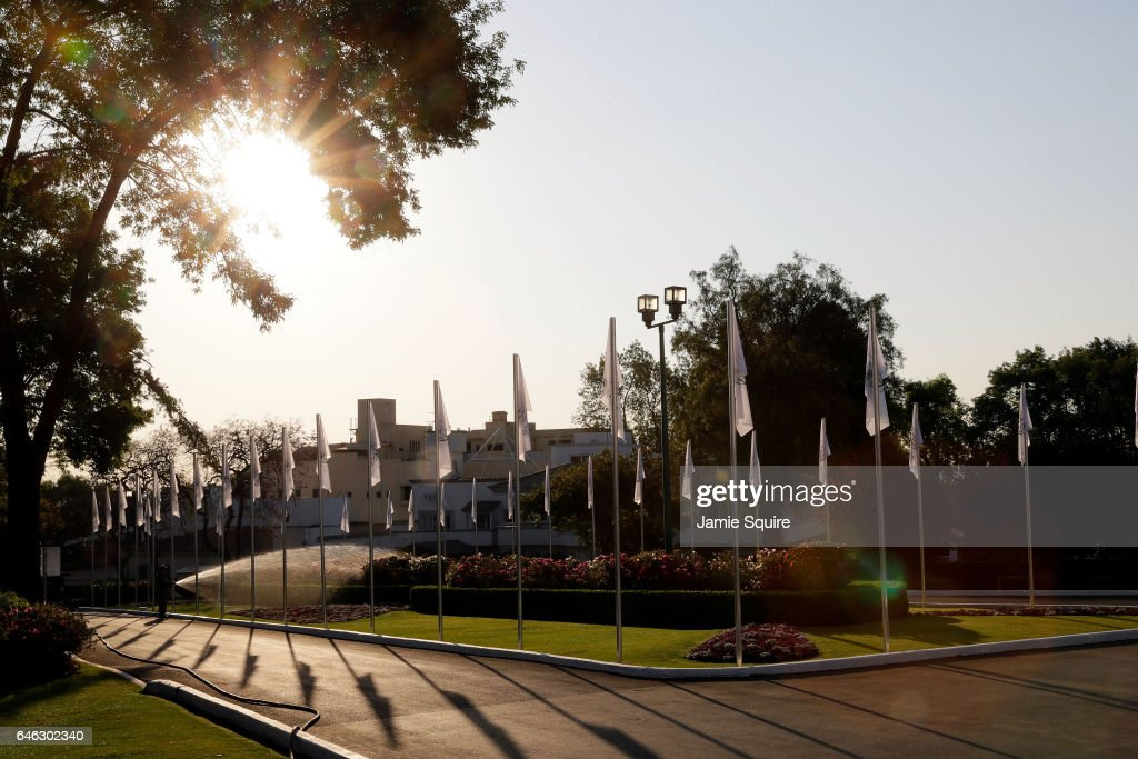 World Golf Championships-Mexico Championship - Preview Day 2 : News Photo