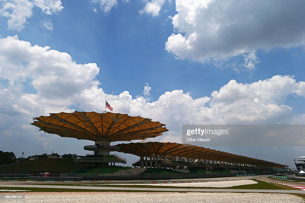 F1 Grand Prix of Malaysia - Previews : News Photo
