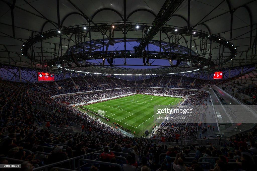 FK Awangard Kursk v FK Tosno - Russian Cup Final : News Photo
