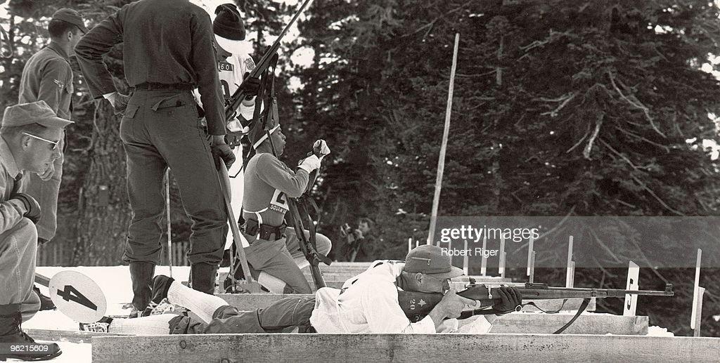1960 Winter Olympics : Photo d'actualité