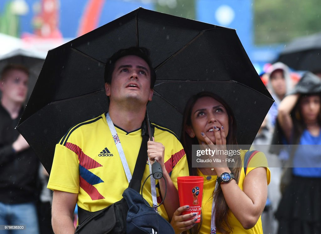 Russia v Egypt: Group A - FIFA Fan Festival