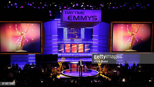 General view during the 35th Annual Daytime Emmy Awards held at the Kodak Theatre on June 20 2008 in Hollywood California