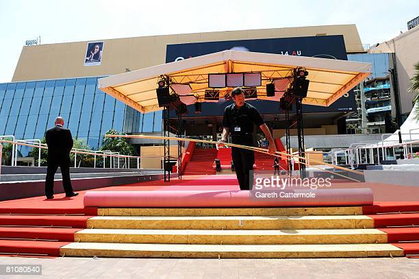 A general view during the 61st International Cannes Film Festival on May 14 2008 in Cannes France