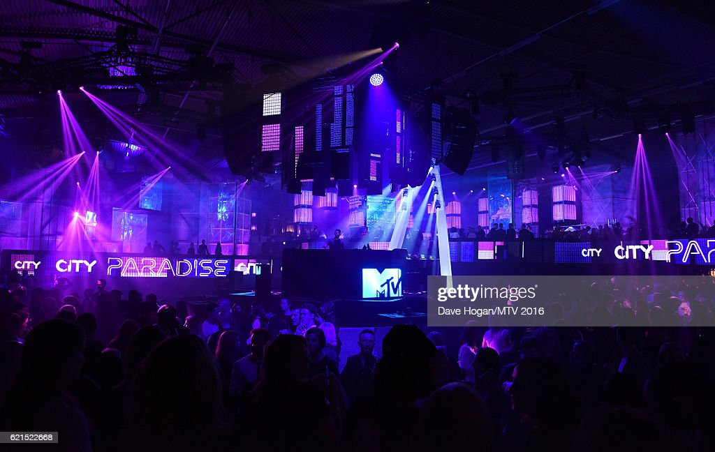 A general view during the After Party for the MTV Europe Music Awards 2016 on November 6, 2016 in Rotterdam, Netherlands.