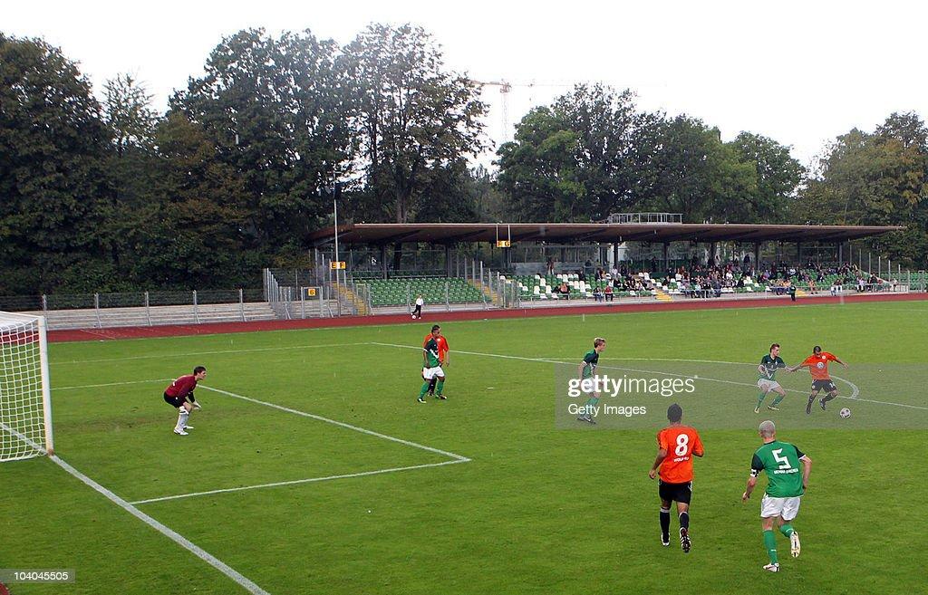 A-Juniors - Werder Bremen v VfL Wolfsburg : News Photo