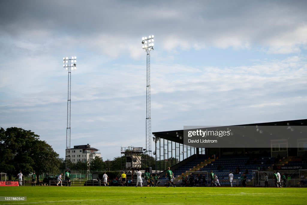 General View During The Allsvenskan Match Between Varbergs Bois And News Photo Getty Images