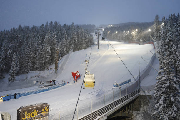 ITA: Audi FIS Alpine Ski World Cup - Men's Giant Slalom