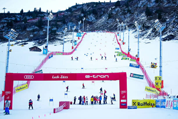 AUT: Audi FIS Alpine Ski World Cup - Men's Parallel Giant Slalom