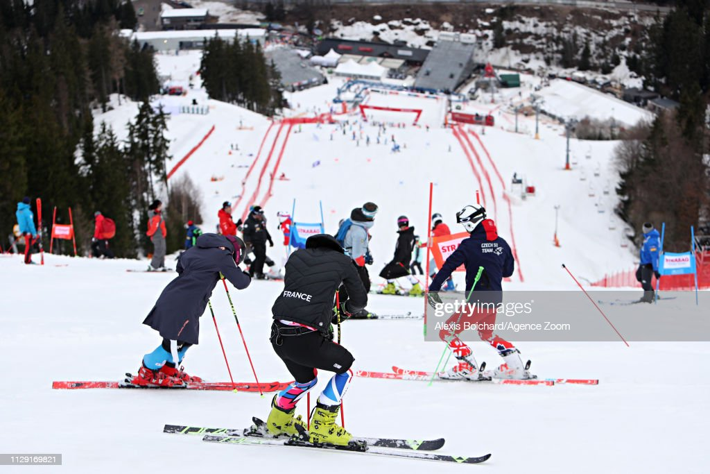 CZE: Audi FIS Alpine Ski World Cup - Women's Giant Slalom