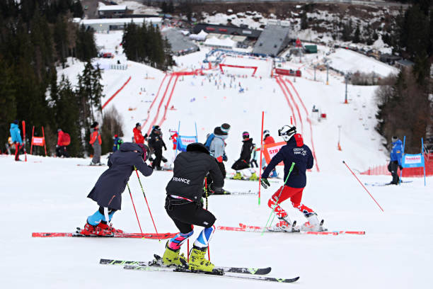 CZE: Audi FIS Alpine Ski World Cup - Women's Giant Slalom