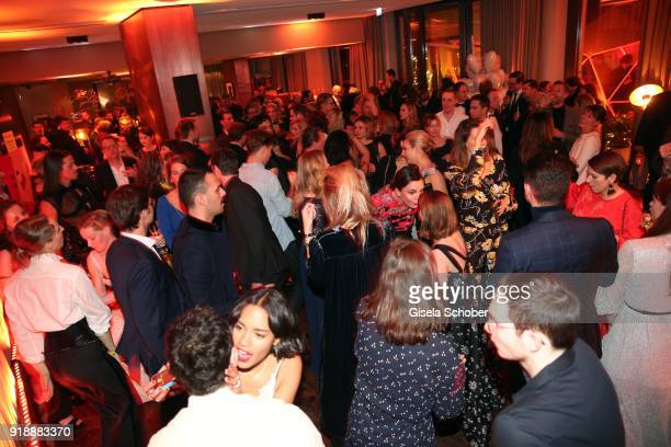A general view during the Berlin Opening Night by GALA and UFA Fiction at Das Stue Hotel on February 15 2018 in Berlin Germany