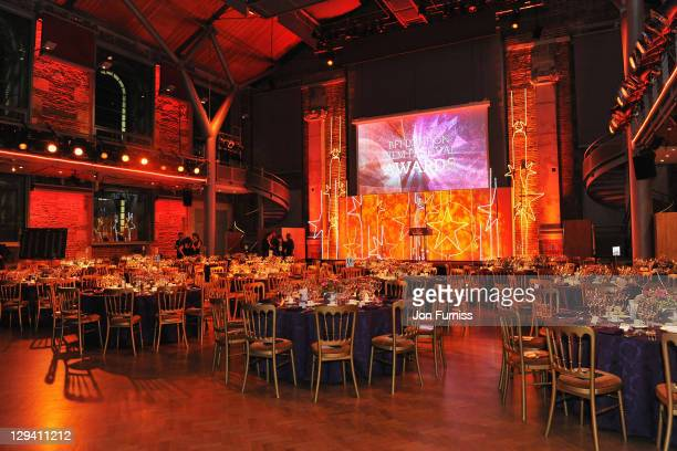 A general view during the BFI London Film Festival Awards Ceremony as part of the 54th BFI London Film Festival at LSO St Luke's on October 27 2010...