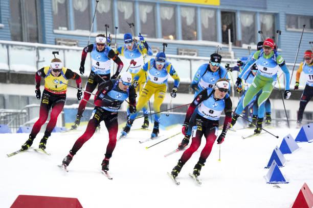 DEU: BMW IBU World Cup Biathlon Oberhof - Men 15 km Mass Start Competition