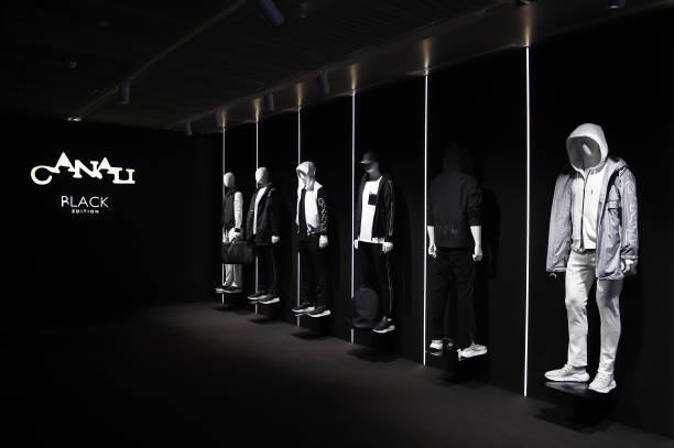 ITA: Canali - Cocktail - Milan Men's Fashion Week Spring/Summer 2020