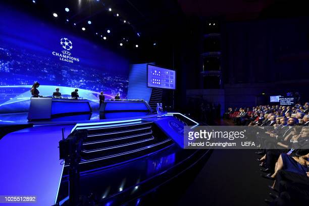 Season Kick Off 2018 19 Champions League Stock Photos And Pictures