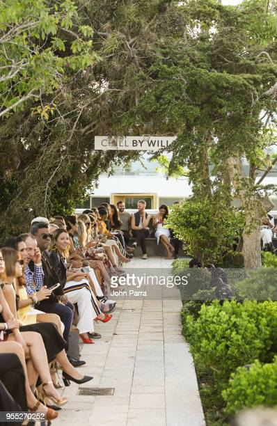 A general view during the Chill By Will Fashion Show At The Retreat on May 5 2018 in Miami Florida