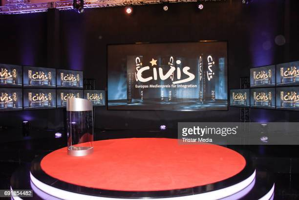 General view during the CIVIS Media Award 2017 on June 1 2017 in Berlin Germany