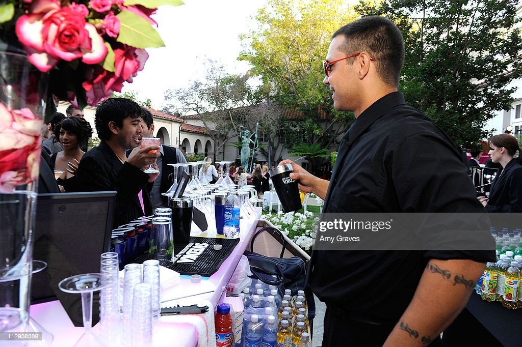 A general view during the cocktail reception at the 12th annual Young Hollywood Awards sponsored by JC Penney , Mark. & Lipton Sparkling Green Tea held at the Ebell of Los Angeles on May 13, 2010 in Los Angeles, California.