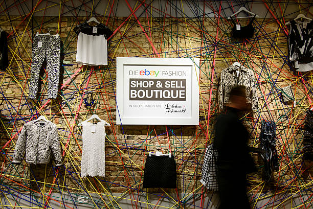 eBay Fashion Shop & Sell Boutique Pre-Opening In Berlin