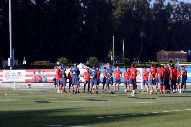 CA: FC Bayern Muenchen Audi Summer Tour 2019 - Day 1
