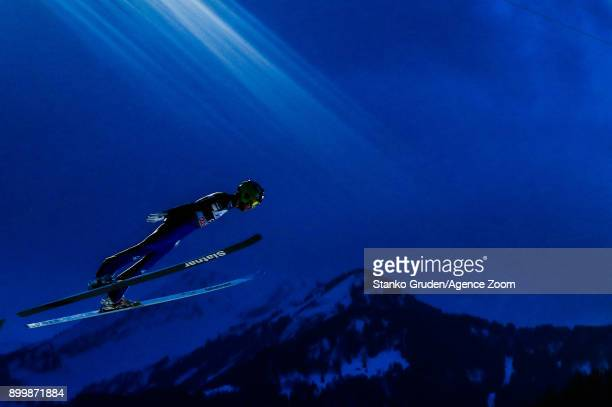 A general view during the FIS Nordic World Cup Four Hills Tournament on December 30 2017 in Oberstdorf Germany
