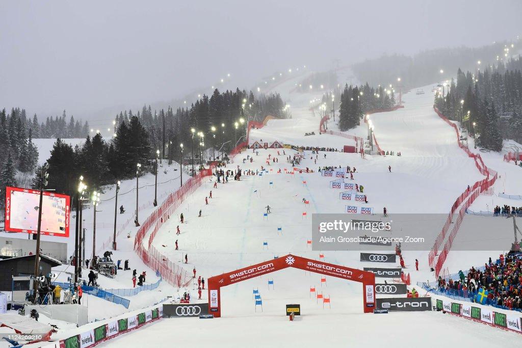 SWE: FIS World Ski Championships - Alpine Team Event