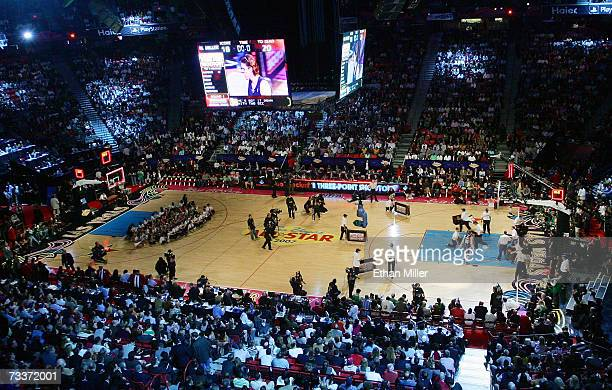 60 top nba three point shootout pictures photos images getty images. Black Bedroom Furniture Sets. Home Design Ideas
