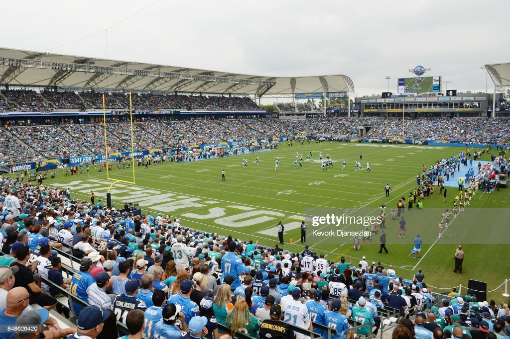Miami Dolphins v Los Angeles Chargers : News Photo