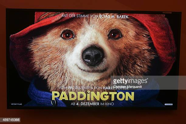 A general view during the German premiere of the film 'Paddington' at Zoo Palast on November 30 2014 in Berlin Germany