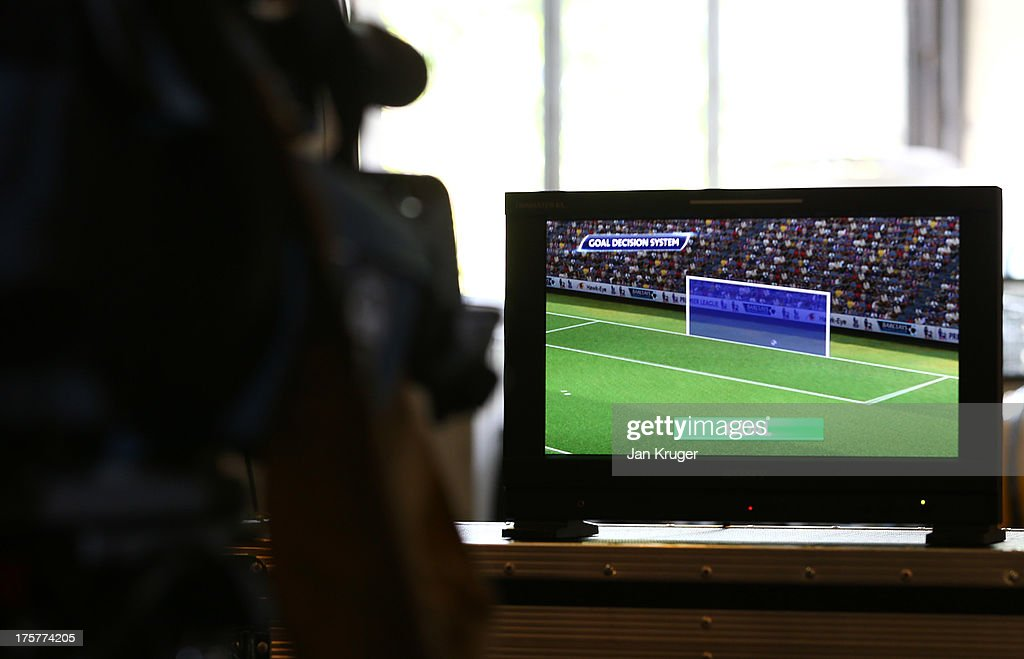 Goal Decision System (GDS) Media Event : News Photo