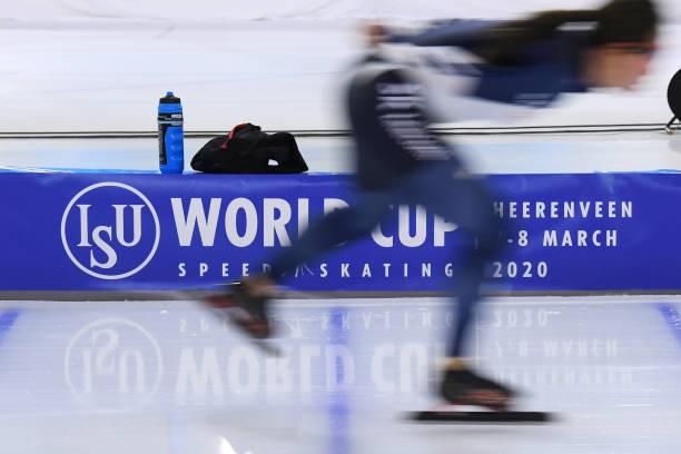 NLD: ISU World Cup Speed Skating Final - Heerenveen
