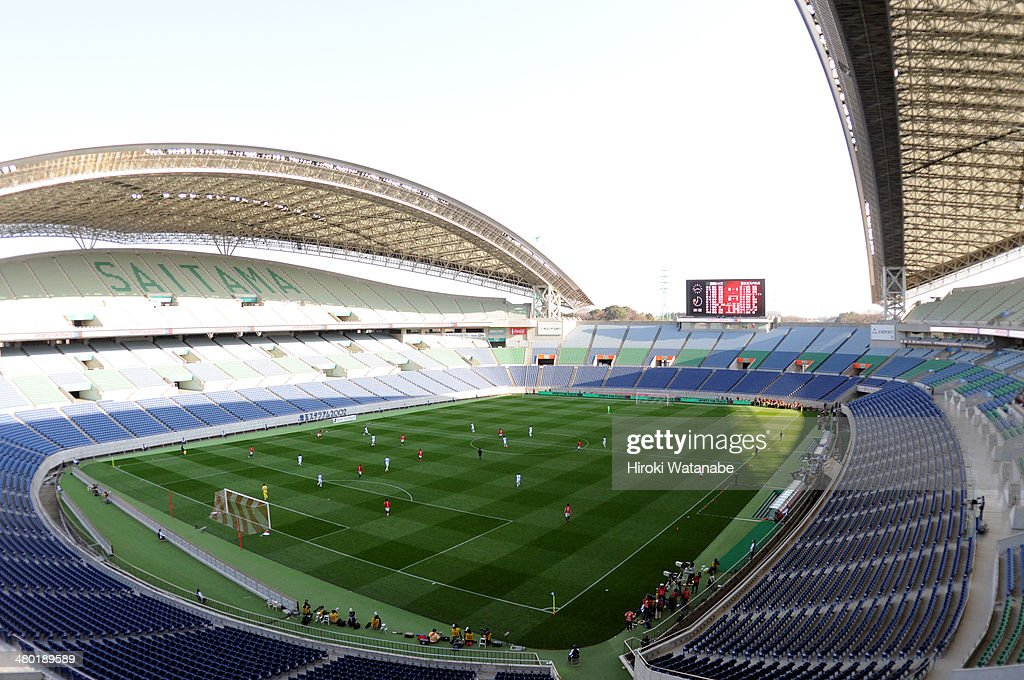 Urawa Red Diamonds v Shimizu S-Pulse - J.League 2014 : ニュース写真