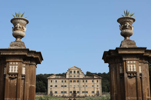 ITA: Celebrity Sightings In Rome