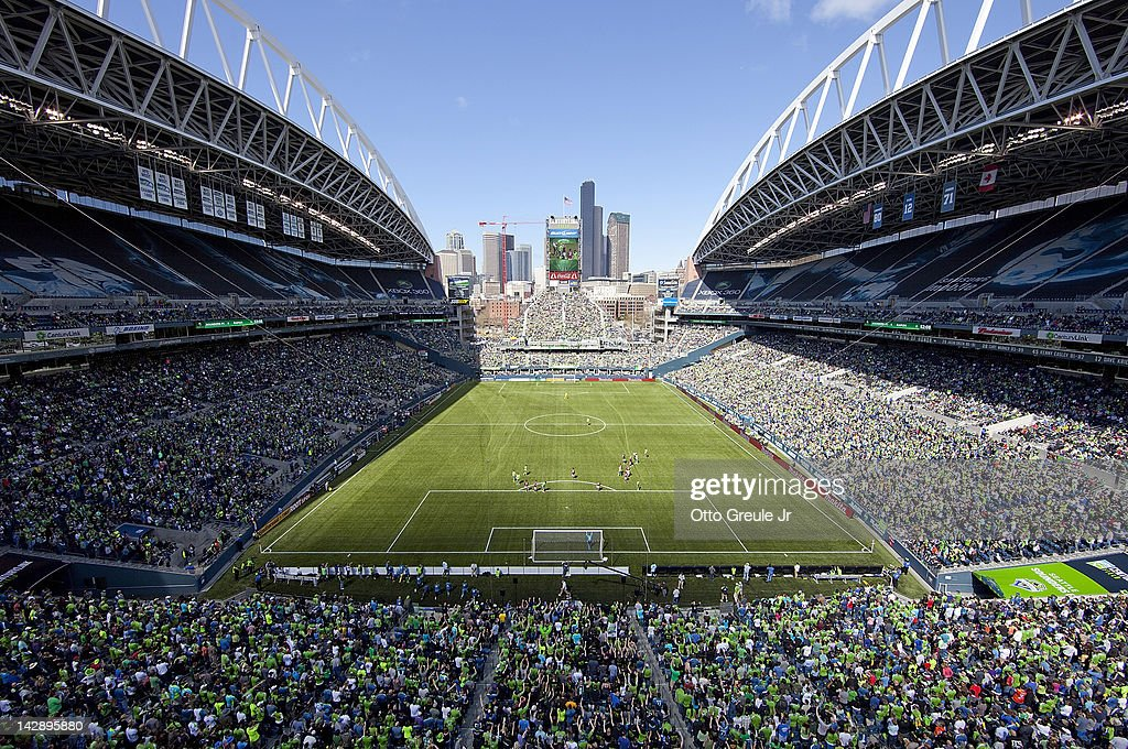Colorado Rapids v Seattle Sounders : News Photo