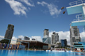 gold coast australia general view during