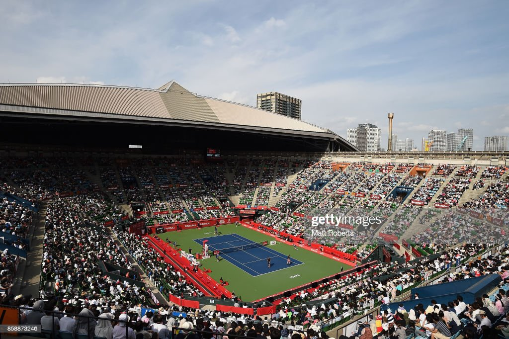 Rakuten Japan Open - Day 7 : Foto di attualità