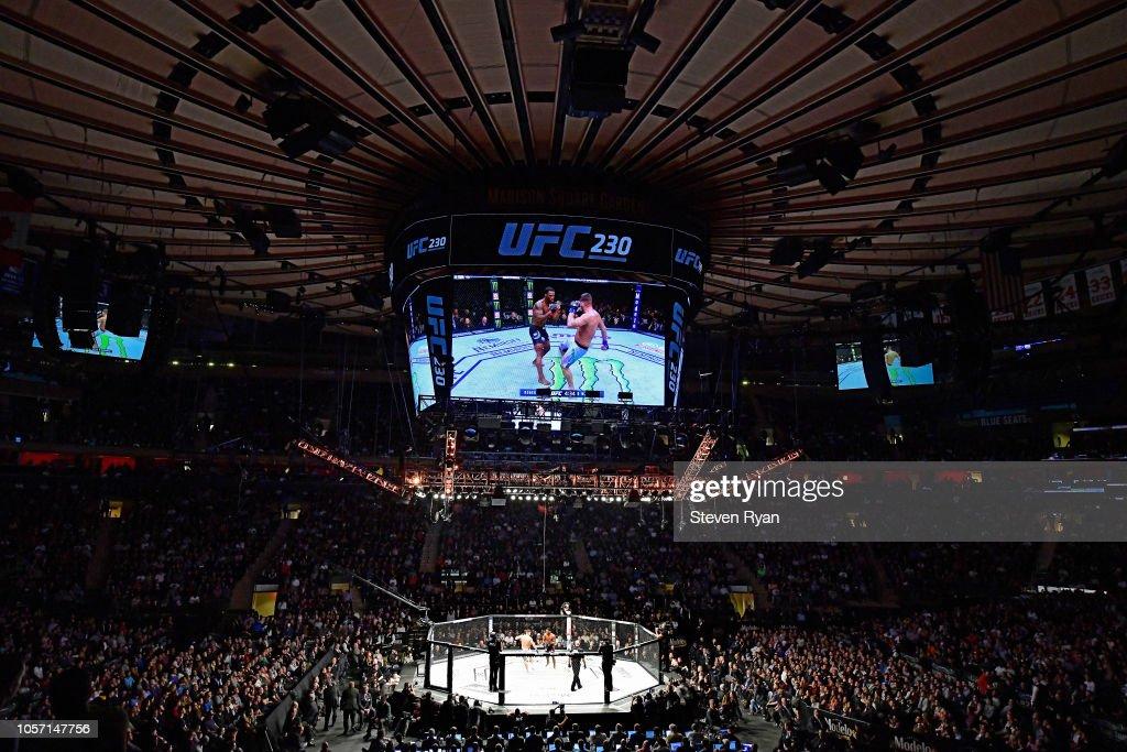 UFC 230 Roberson v Marshman : ニュース写真