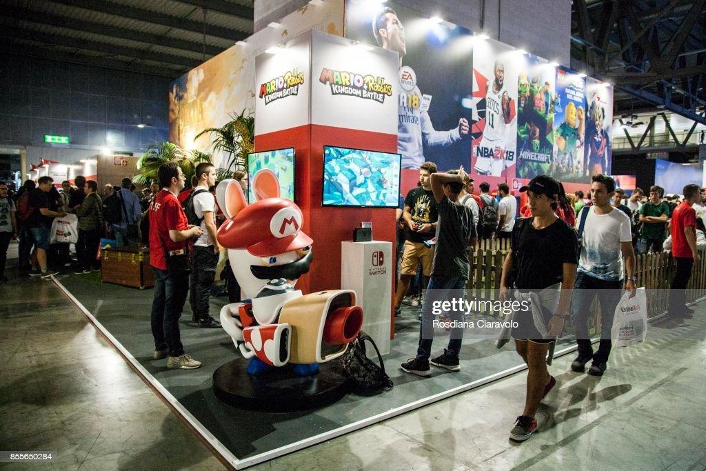 Milan Games Week 2017 : News Photo