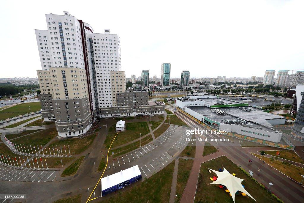 Previews: Minsk 2019 - 2nd European Games : News Photo
