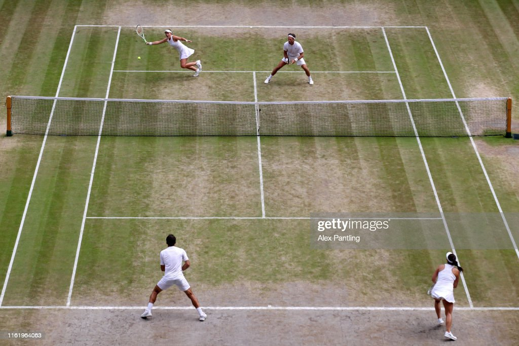 Day Thirteen: The Championships - Wimbledon 2019 : ニュース写真